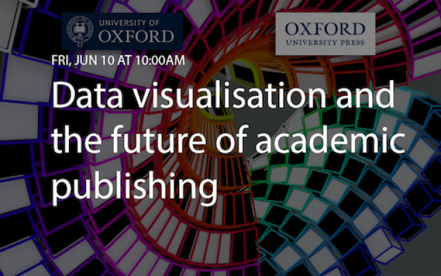 Data visualisation and the future of academic publishing