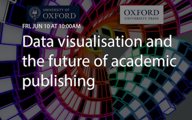 Data visualisation and the future of academic publishing
