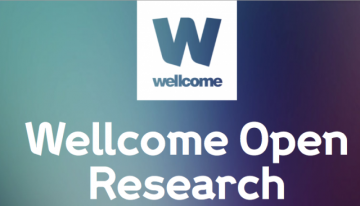 Wellcome Open Research Logo